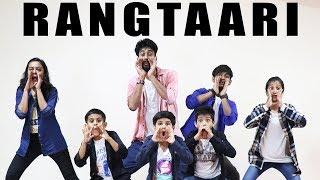 Rangtaari Dance Choreography | Loveyatri | Akshay Bhosale| ABDC