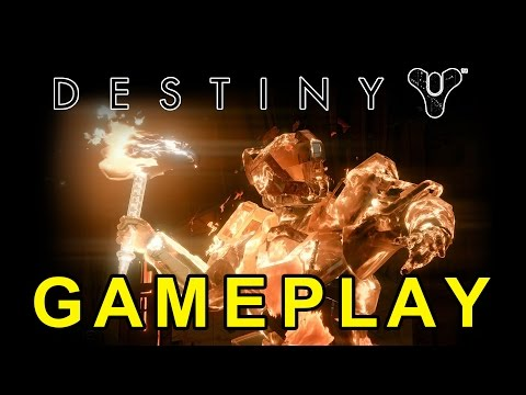 Destiny: Taken King NEW MODES & MAPS LIVE GAMEPLAY - E3 2015