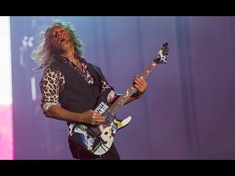 Entrevista a Kirk Hammett