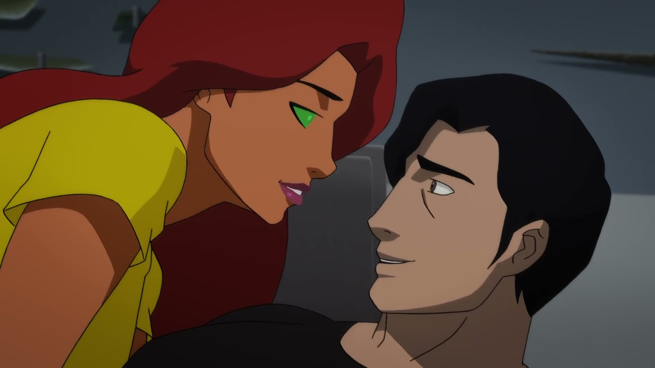 Download Nightwing and Starfire Move In Together Teen Titans The Judas Contract