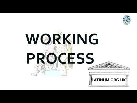 Brief discussion of my working process for producing Latin Audio