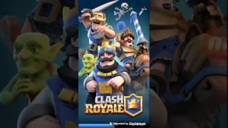 Clash Royale/legendary Server