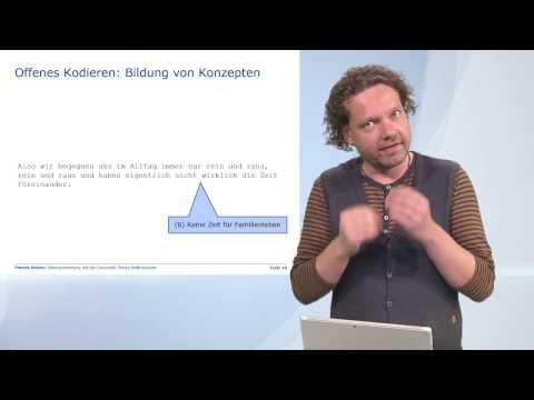 Qualitative Inhaltsanalyse - Auswertungsverfahrenиз YouTube · Длительность: 11 мин7 с