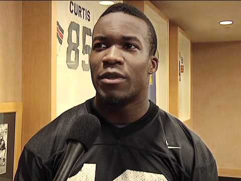 Ronnie Hillman Interview 03/01/11