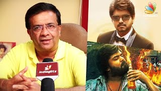 I learnt a lesson from Simbu on Beep Song Issue - YG Mahendran Interview | AAA, Vijay's Bhairava