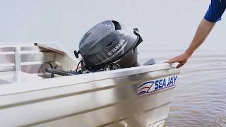 Baixar Sea Jay Nomad tinnies with Yamaha 4 Stroke Engines