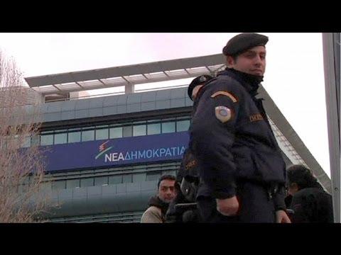 Anschlagsserie in Griechenland heizt Debatte um politische Gewalt an