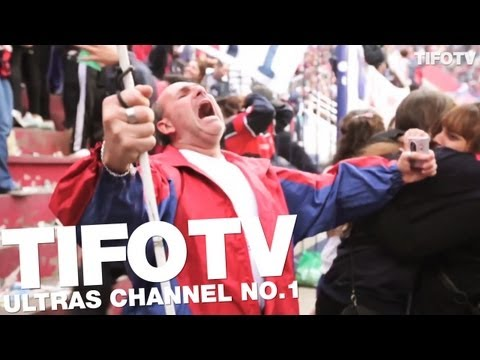 SAN LORENZO.. . MOMENTS OF PASSION - Ultras Channel No.1
