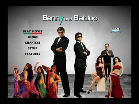 Shaher Ye Shahery -Full Song- Benny and Babloo.