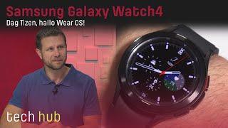 Samsung Galaxy Watch4 - Dag Tizen, hallo Wear OS!