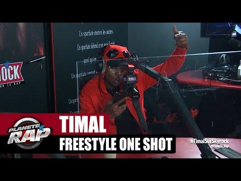 Youtube: [EXCLU] Timal«Freestyle One Shot» #PlanèteRap