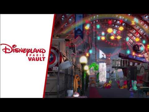 Disneyland Paris Vault -