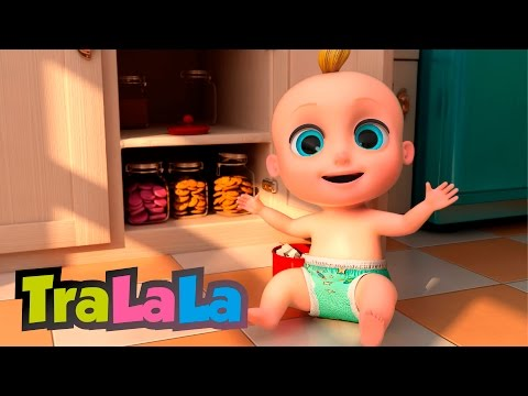 Bebe și tata (Johny Johny Yes Papa în română) | TraLaLa