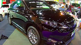 New 2018 Crossover Toyota Harrier, 2017