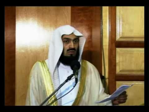 Mufti Menk - The Prophet Muhammad (Peace Be Upon Him)