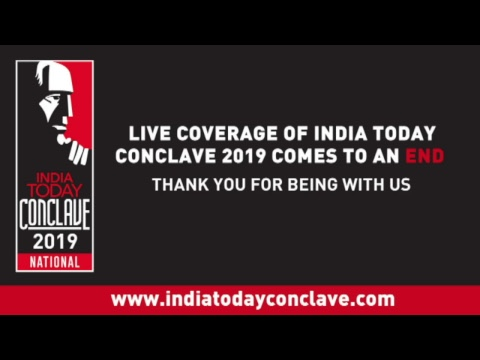 #LetsConclave19 | PM Modi Live & Exclusive At India Today Conclave 2019