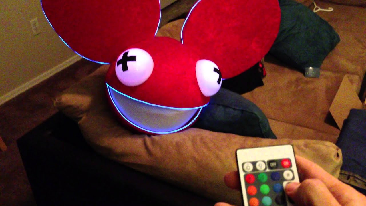 try ad free for 3 months - Deadmau5 Halloween Head