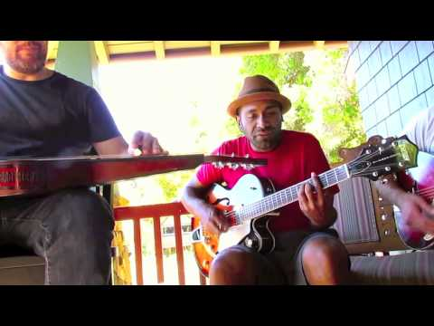"""Roger Keiaho from Rey Fresco covers: """"Johnny Too Bad """" from The Slickers"""