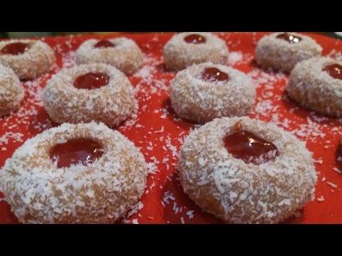 حلوى الفرااااولة رائعة بدوون فرن في 5 دقائق/حلويات العيد