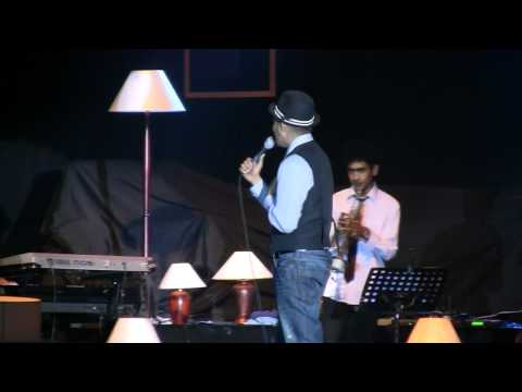 Glenn Fredly - Tega @ Central Park [HD]