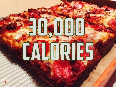 30000 Calorie Cheat Day Eriktheelectric Youtube
