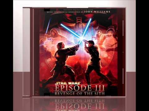 Star Wars Iii Revenge Of The Sith Game Menu Soundtrack Youtube