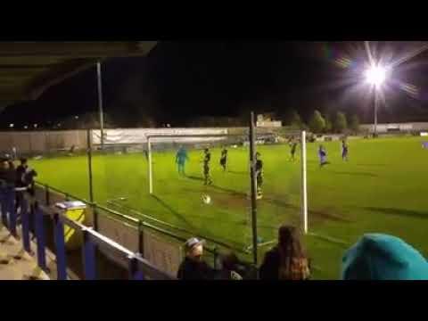 Eaton Socon FC winning hunts cup Vs Ramsey town in last few minutes
