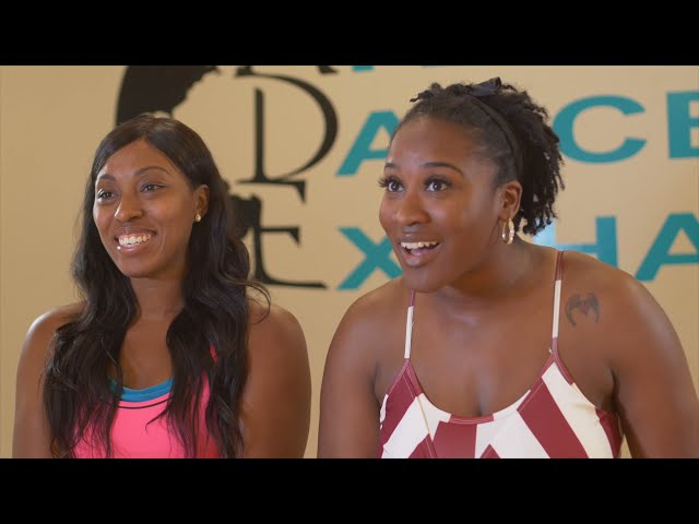 Atlanta Dance Exchange's Courtney Mack & Sakeenah Trusty on Roots & Dancing From Young Age [PT1}