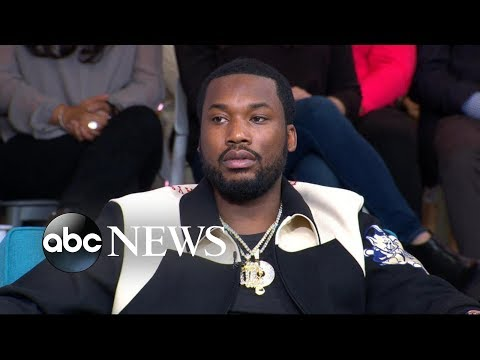 Rapper Meek Mill talks about his new criminal justice reform organization