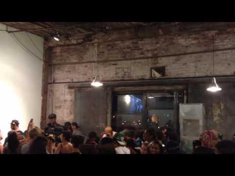 Tyler, the Creator & Earl Sweatshirt rappingdancing to Keep it Real  Waka Flocka