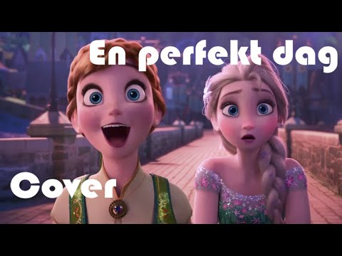 En perfekt dag (med video) - Cover - Jungla3