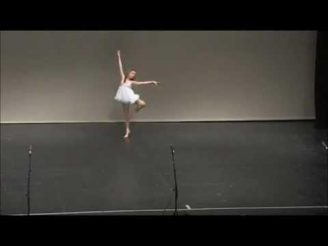Modern dance solo - Hannah Elliott May 2011