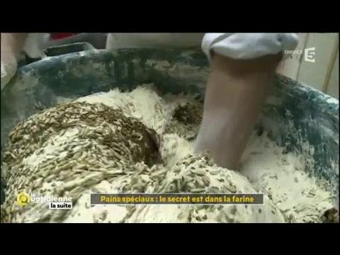 Pains spéciaux : le secret est dans la farine - La Quotidienne la suite