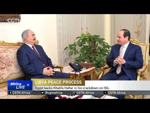 Efforts aimed at stabilizing Libya appear dim