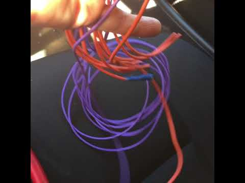 2003 dodge neon multifunction switch and wiring harness ...  YouTube