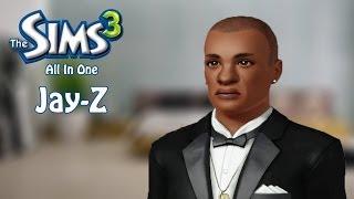 The Sims 3: Create A Sim - جاي زي (شون كارتر) | سوني دانيال