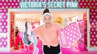 Buying Every Bra In PINK! Its R Life