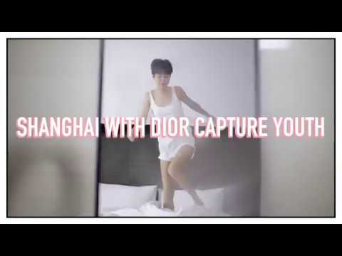 Shanghai with Dior Capture Youth