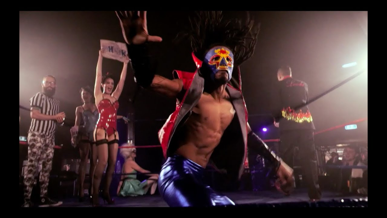 Lucha Libre Youtube Lucha Britannia Is Returning To Winterville