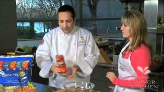 The Frito-lay® Flavor Kitchen™ Vacation Drive: Confetti Salad