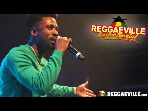 Christopher Martin - Cheaters Prayer | Munich, Germany @ Reggaeville Easter Special 2019