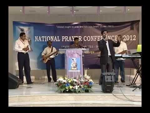 MALAYALAM CHRISTIAN MESSAGE BIJI ANCHAL NATIONAL PRAYER CONFERENCE UAE  2