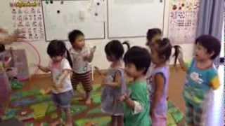 Toddler Class: Akamai English Academy (2 & 3 Year Olds)