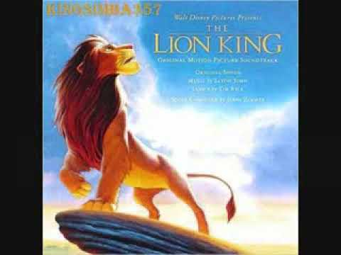 The Lion King Soundtrack - King of pride rock (Original)
