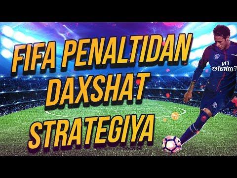1XBET FIFA PENALTIY STRATEGIYASI SUPER TAKTIKA