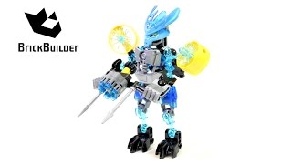 Lego Bionicle 70780 Protector of Water - Lego Speed build