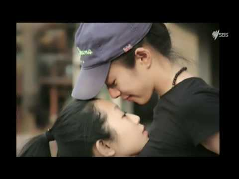 China's LGBT community embrace marriages...