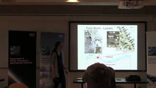 EAPS Senior Thesis Presentation 2014: Elizabeth Bailey