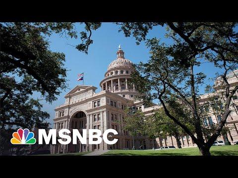 South Dakota Gov. Kristi Noem Sends 50 National Guard Troops to Texas