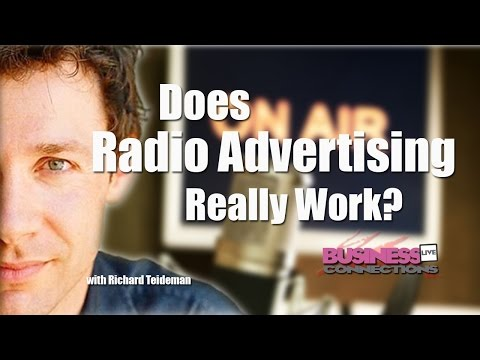 Radio Advertising Does It Work with Richard Teideman BCL82
